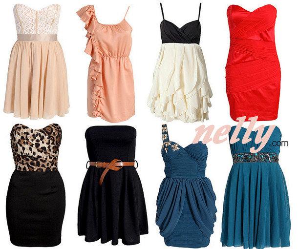 Красивые наряды для девушек не платья