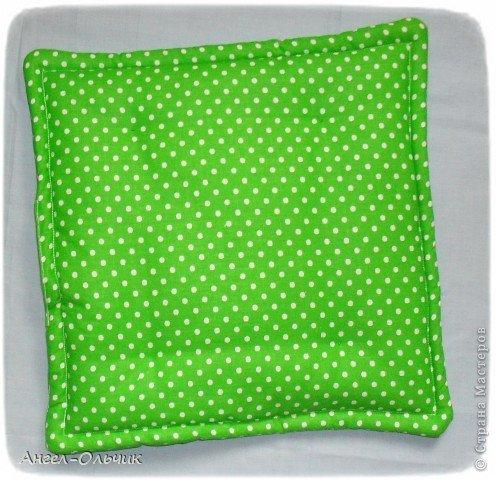 Подушка для стула из синтепона своими руками 46