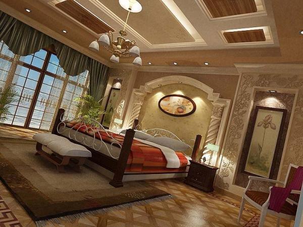 Дизайн потолков в спальне фото. Фото. Потолки натяжные, подвесные, из гипсокартона, зеркальные в спальне. Люстры, светильники, п