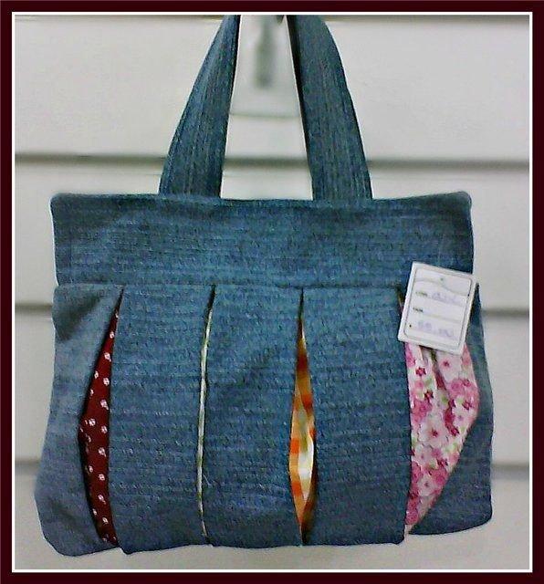 Джинсовая сумка своими руками мастер класс с пошаговым