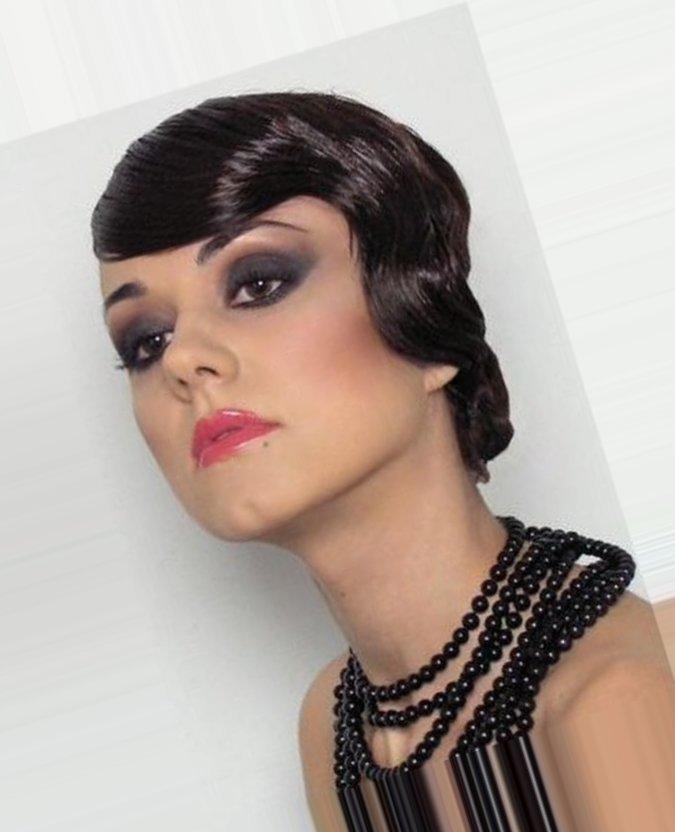 Макияж в стиле 30-х годов