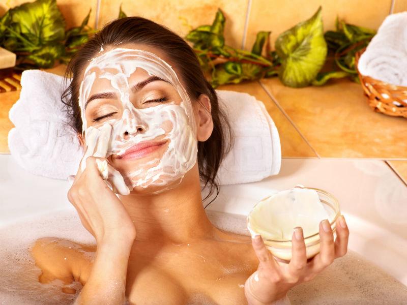 Хорошая маска для лица в домашних условиях от ран