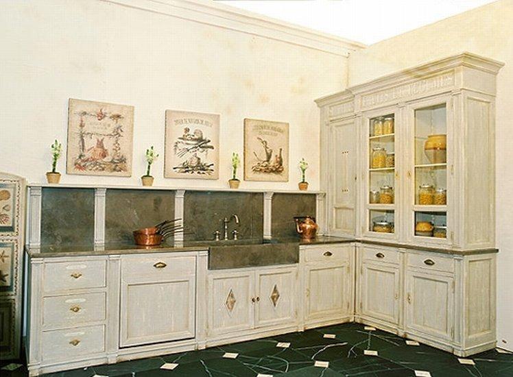 Кухня в стиле прованс своими руками декупаж