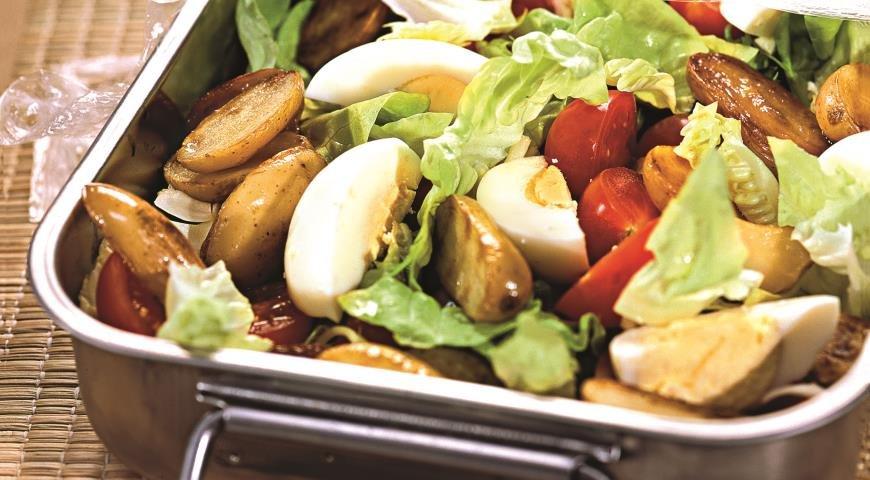 Салат к барбекю с 5