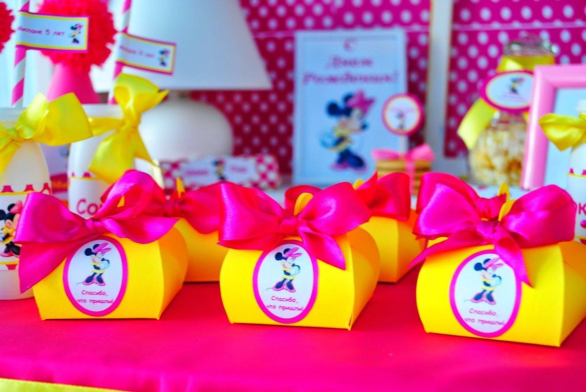 Идеи маленьких подарков для гостей на юбилее
