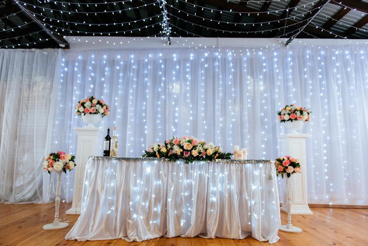 Декор свадьбы живыми цветами, флористика на свадьбе - Pinterest