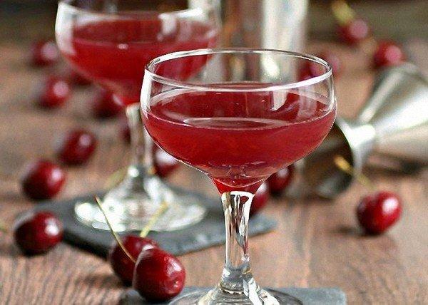 Рецепт вишневки на самогоне