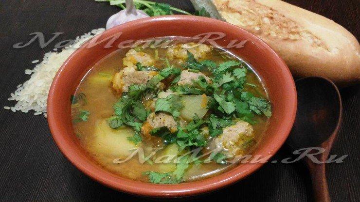 Рассольник с курицей и рисом рецепт пошаговый с фото