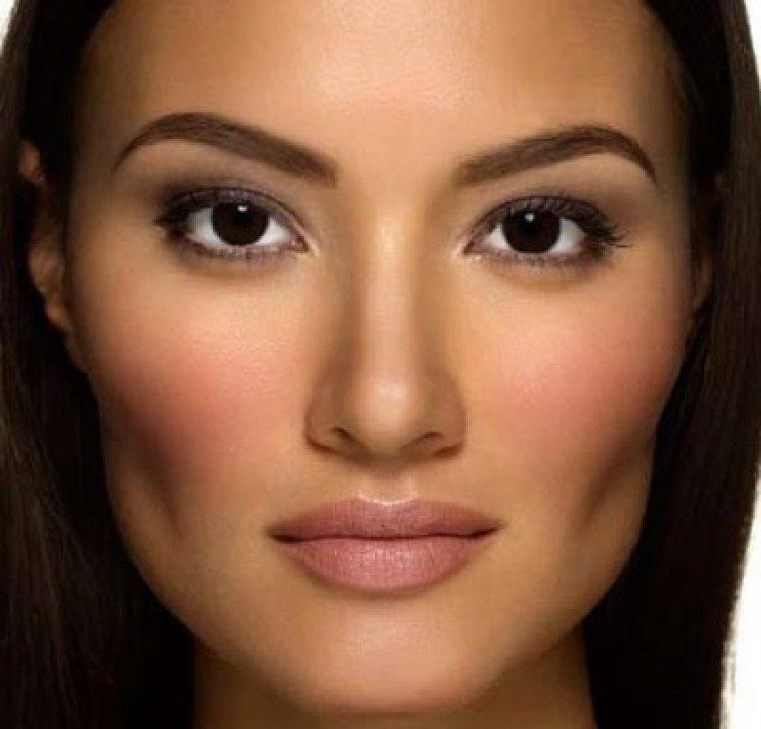 Простой макияж - инструкция для