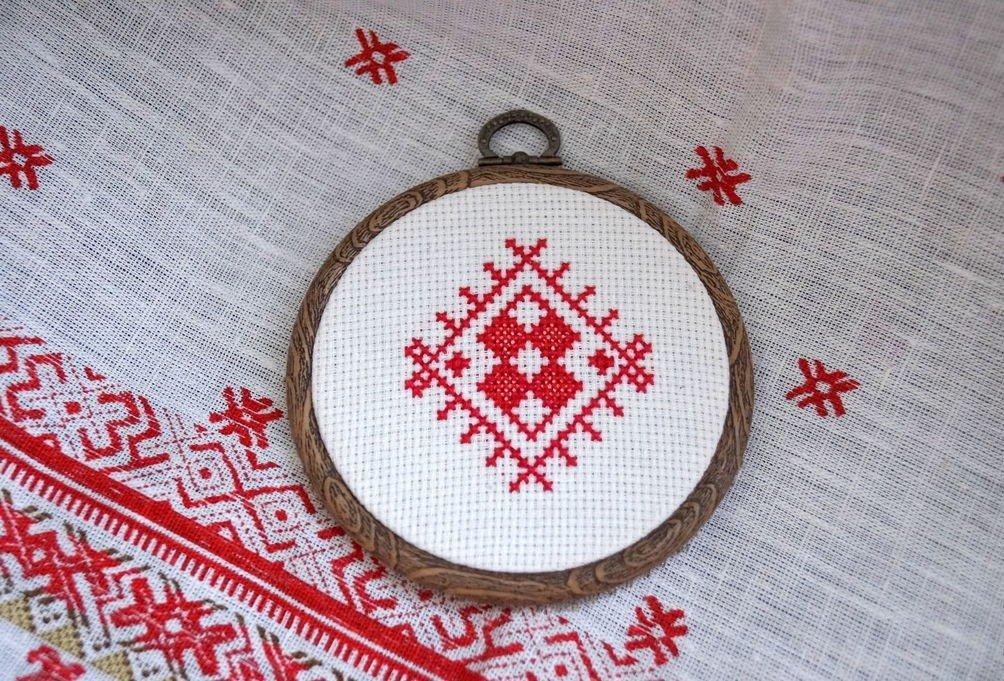 Вышивка славян обереги 7