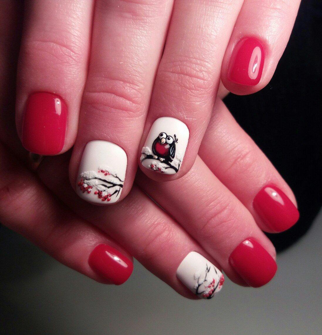 Блестящие Ногти Гель Лак Фото