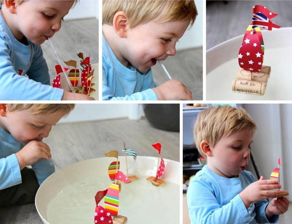 Идеи поделок с детьми 44