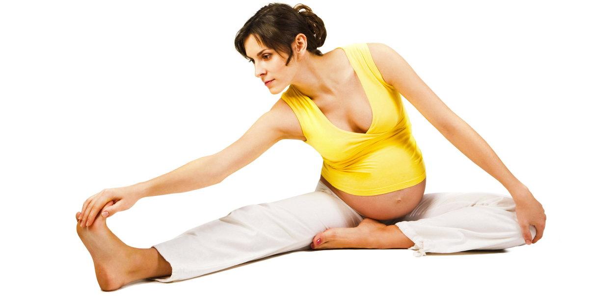 Вечерняя йога для беременных 100