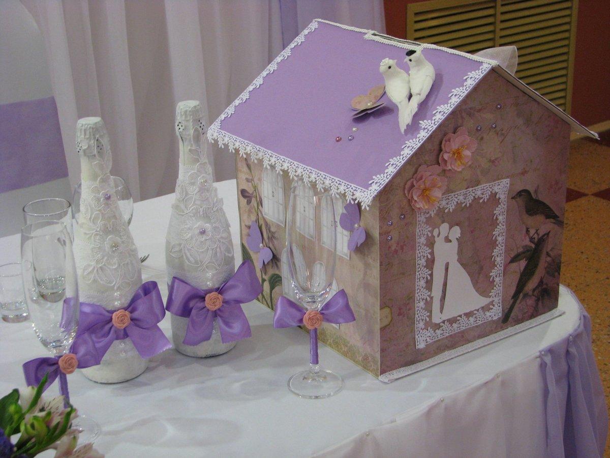 Свадебный дом своими руками 42