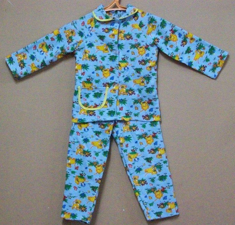 Детская пижама для мальчика своими руками