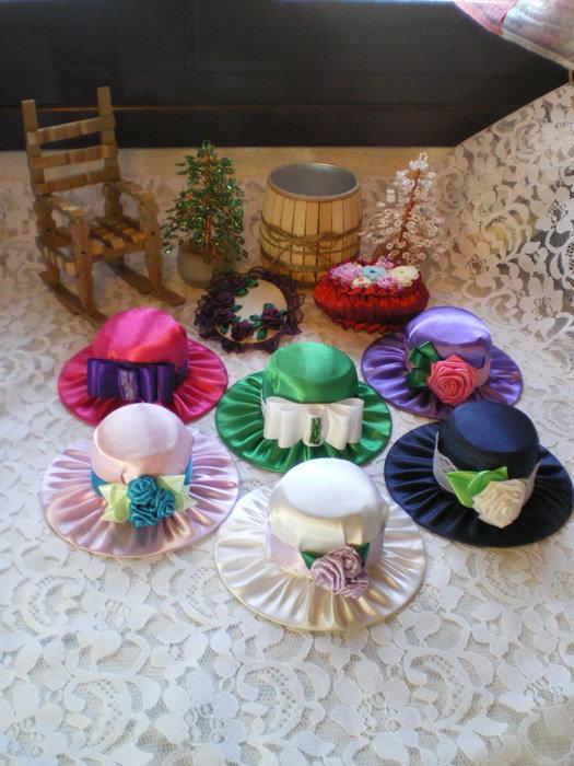 Детская шляпа своими руками для выставки