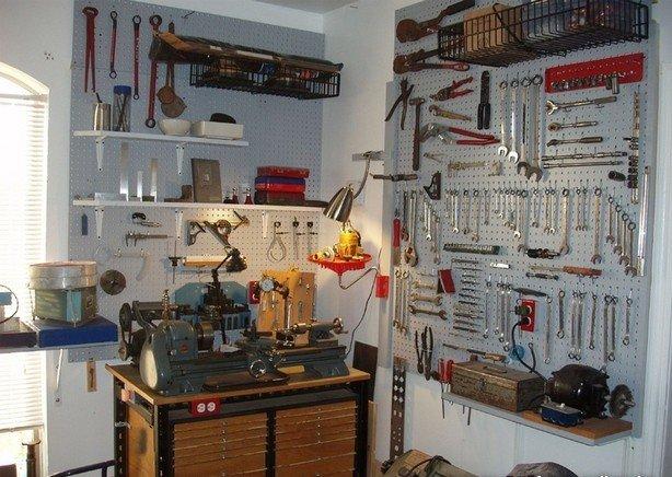 Мужская мастерская
