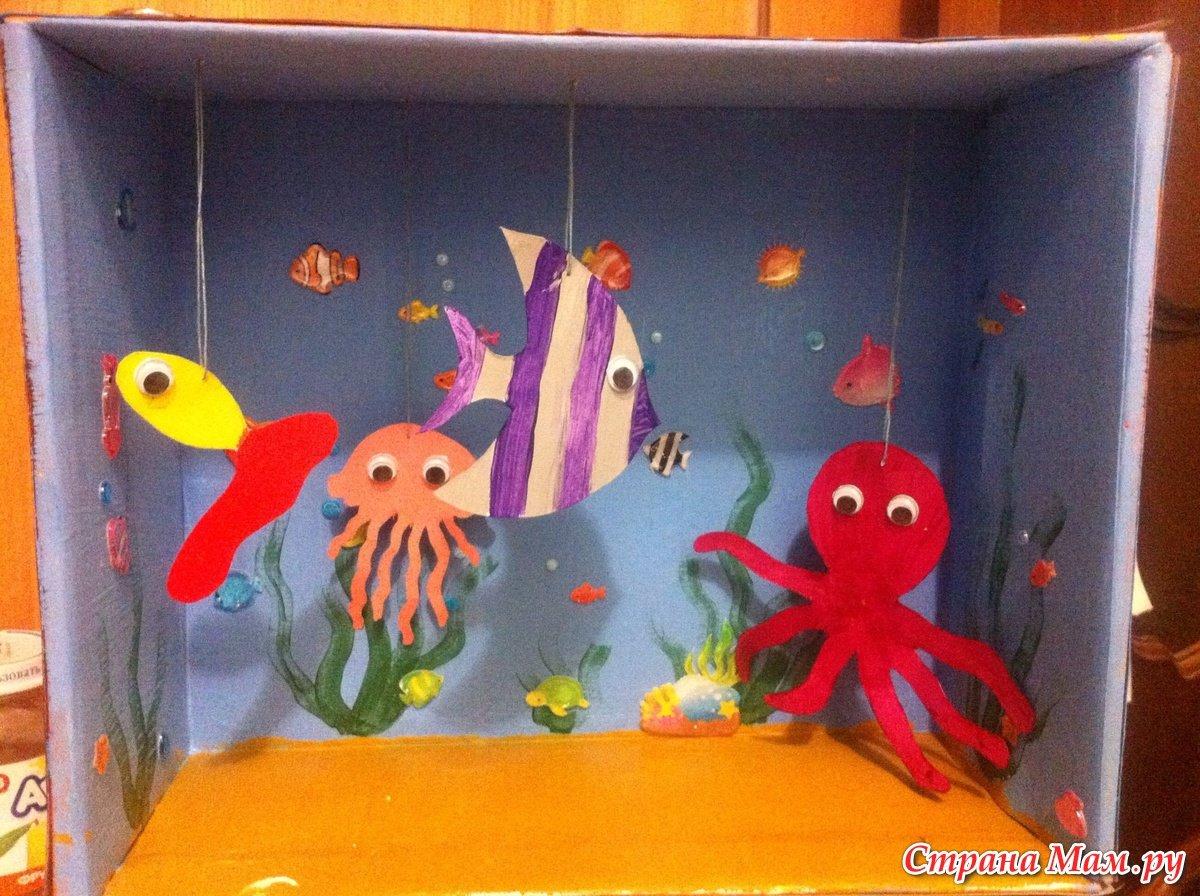 Поделки в детский садик из бумаги 90
