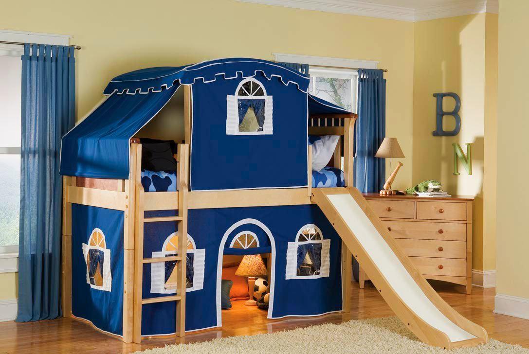Детские кровать чердак своими руками