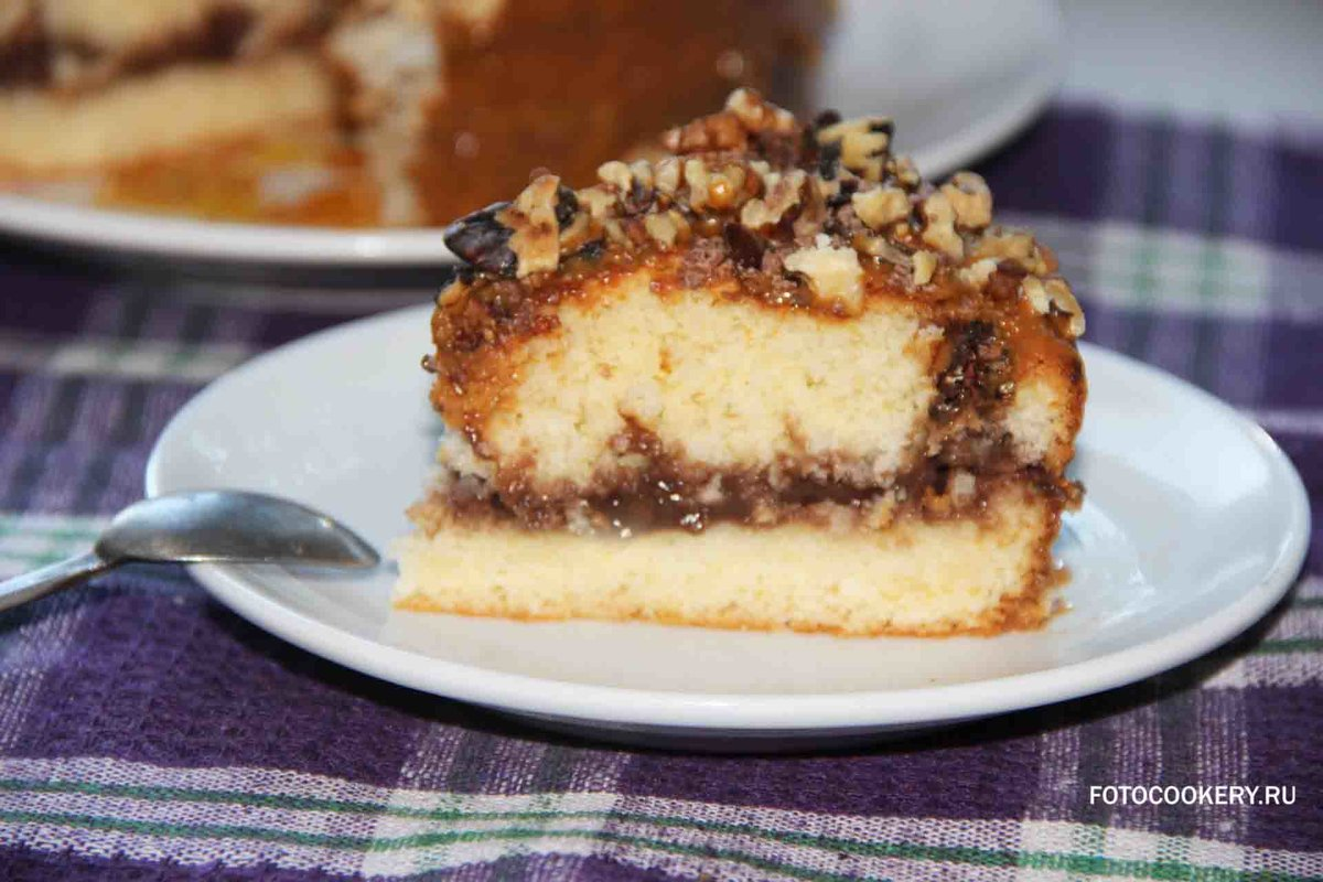Рецепты торт с вареной сгущенкой 11