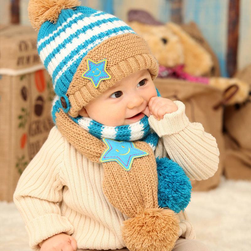 Вязание колпак для малышей 7