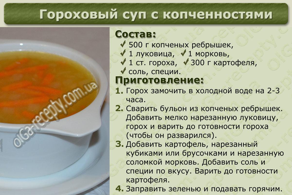 Рецепт летних супов пошагового приготовления