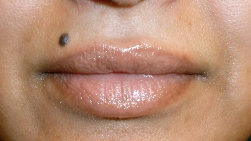 Что будет если мазать детским кремом губы