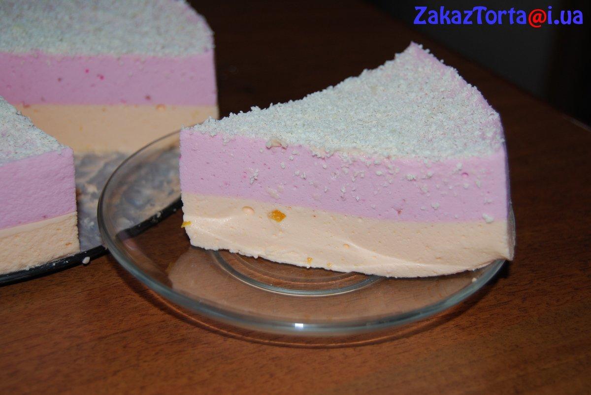 Торты с суфле с рецепт пошаговый