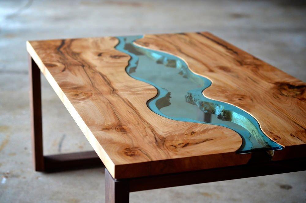 Оригинальная мебель из дерева своими руками фото 83