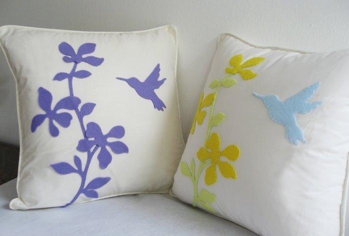 Декоративные подушки легко своими руками 32