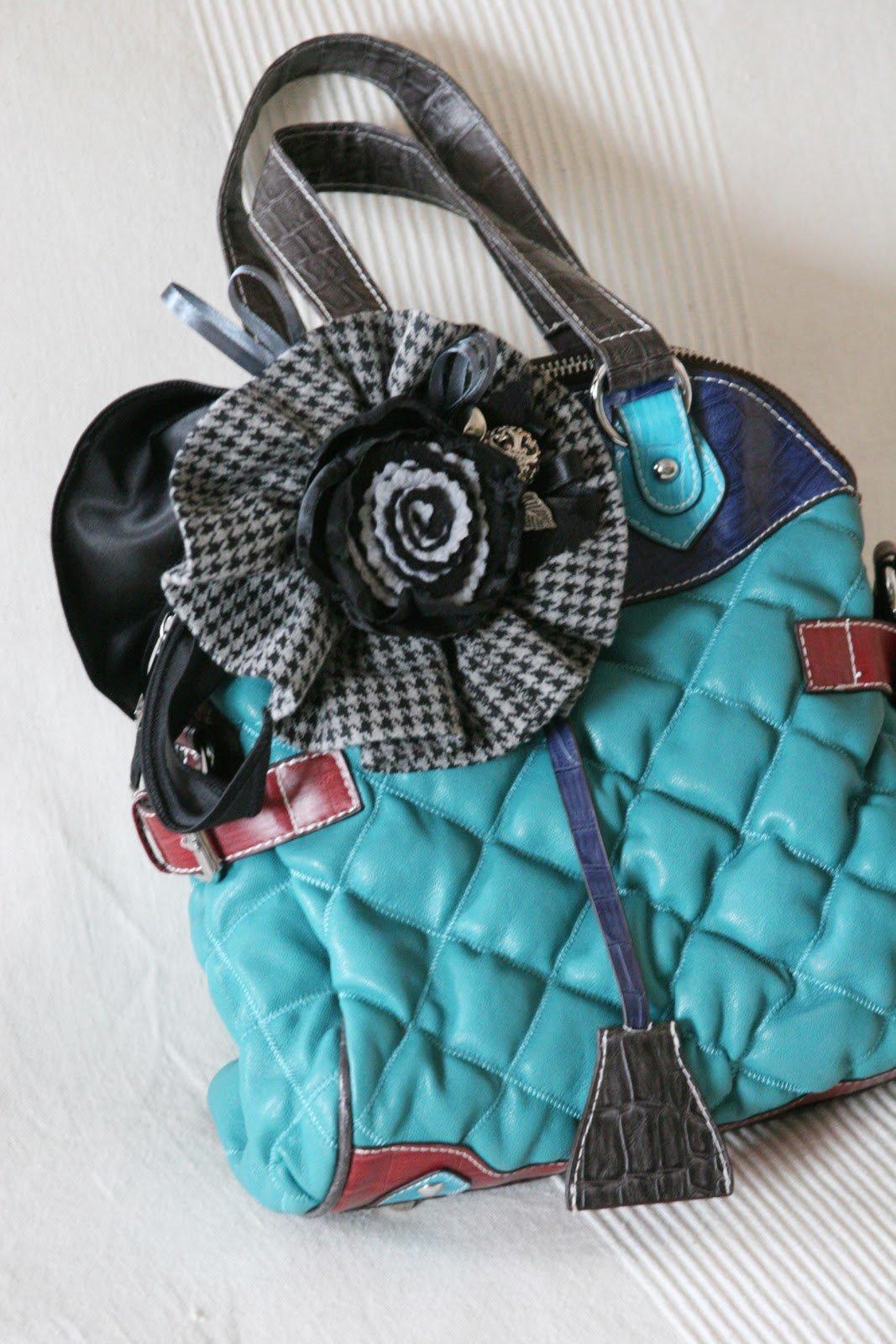 Как украсить сумку своими руками (93 фото декупаж, вышивка и) 36