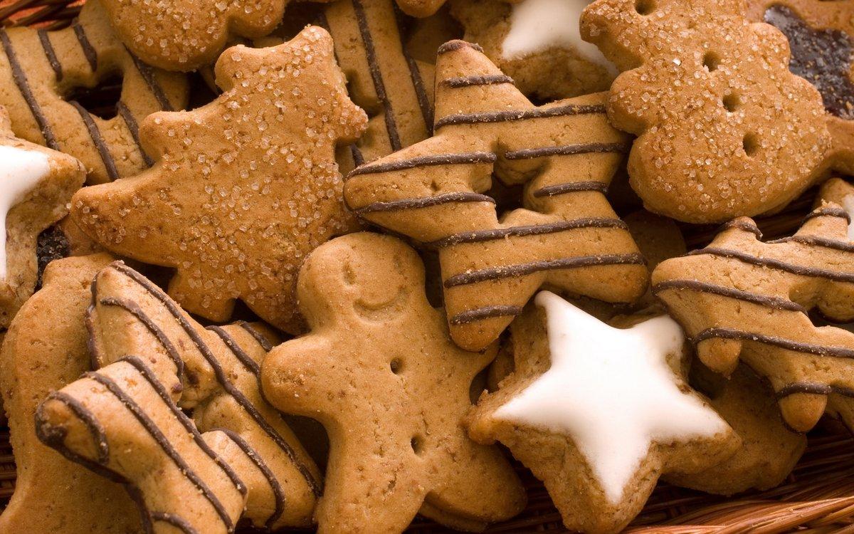 Печенье для рождества рецепты