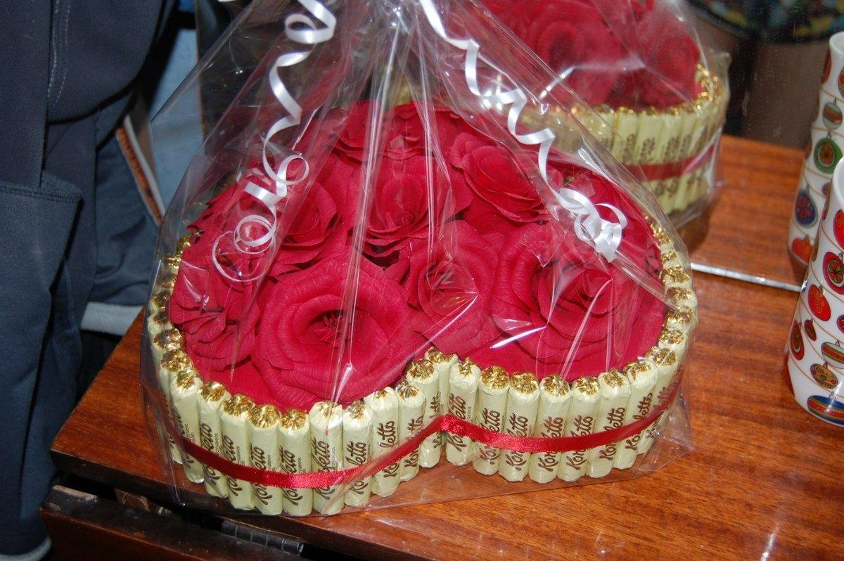 Торты из конфет на свадьбу пошаговое фото для начинающих