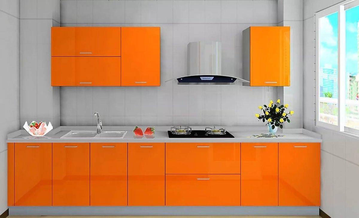 Обои для кухни - 155 фото дизайна, какие 95