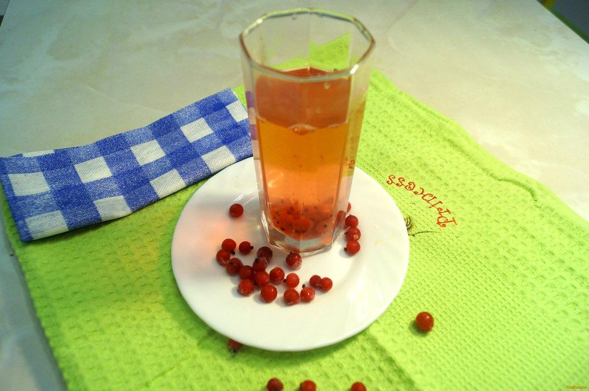 Компот из белой смородины с апельсином на зиму рецепт пошагово