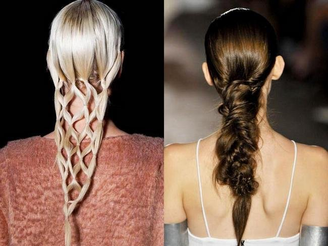 Самые стильные прически на длинные волосы 2017