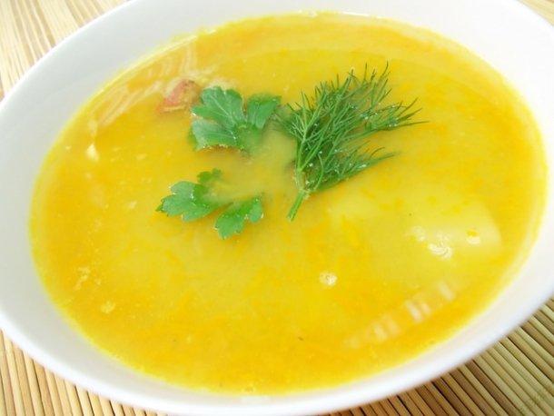 Приготовить суп как в детском саду