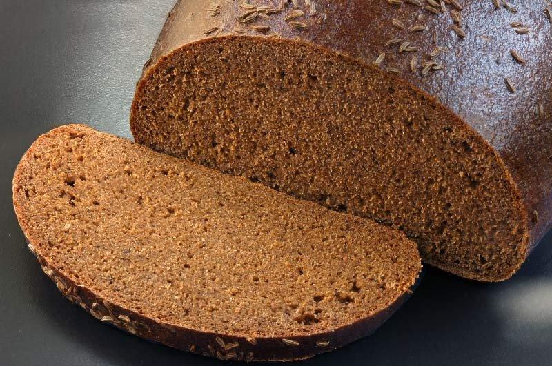 Ржаной хлеб в домашних условиях на солоде