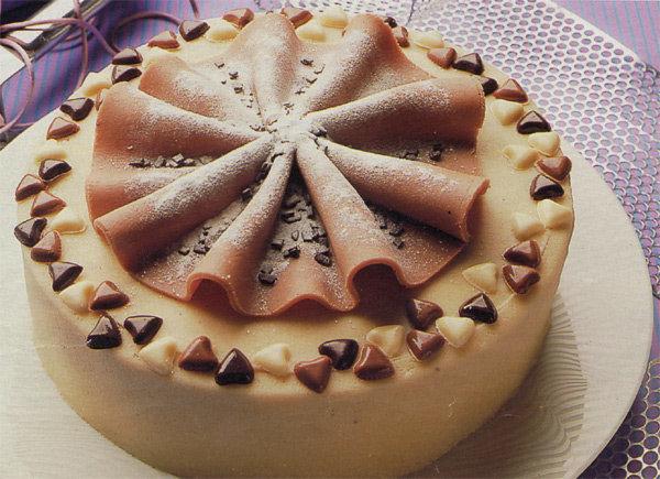 Рецепты тортов с миндалем