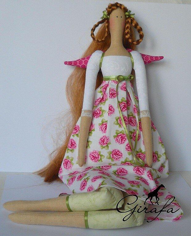 Куклы изготовление своими руками тильда
