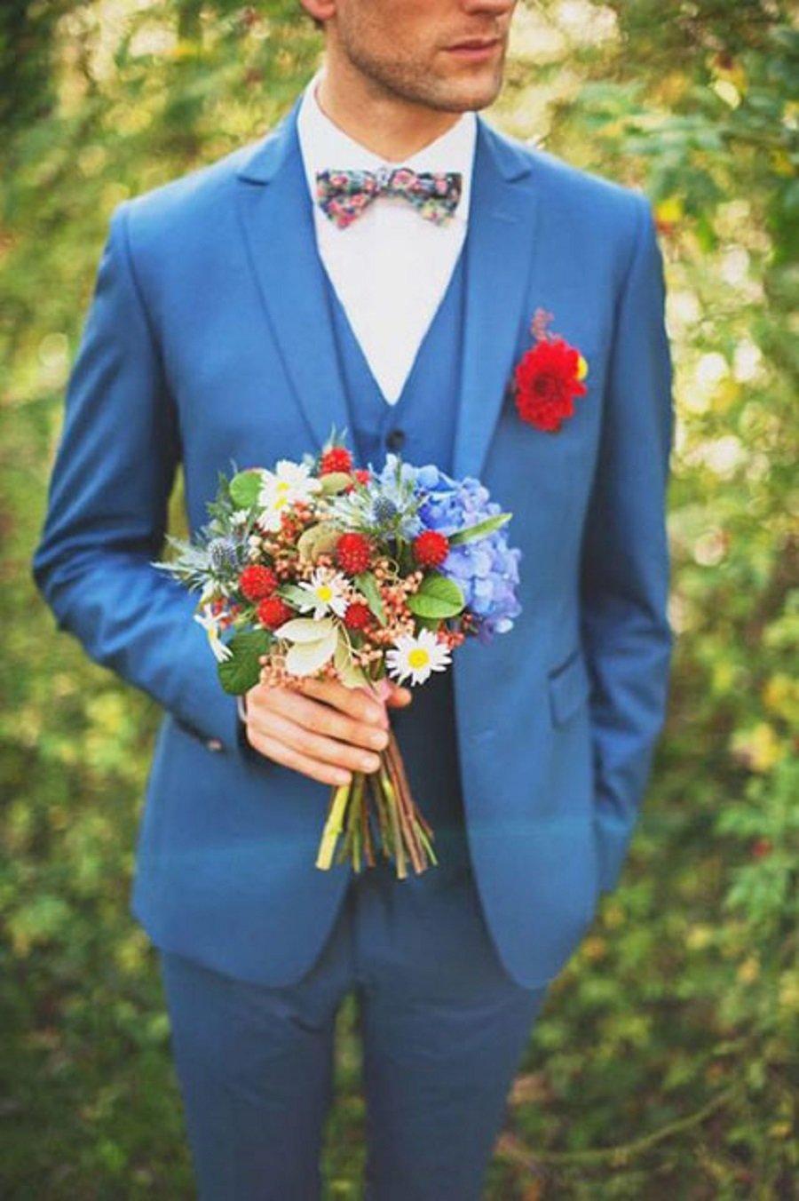 Костюмы на свадьбу жениху фото