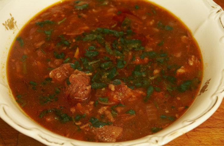 Как приготовить суп харчо из курицы в домашних условиях рецепт с фото
