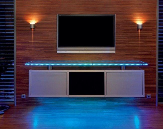 Как сделать подсветку для квартиры 557