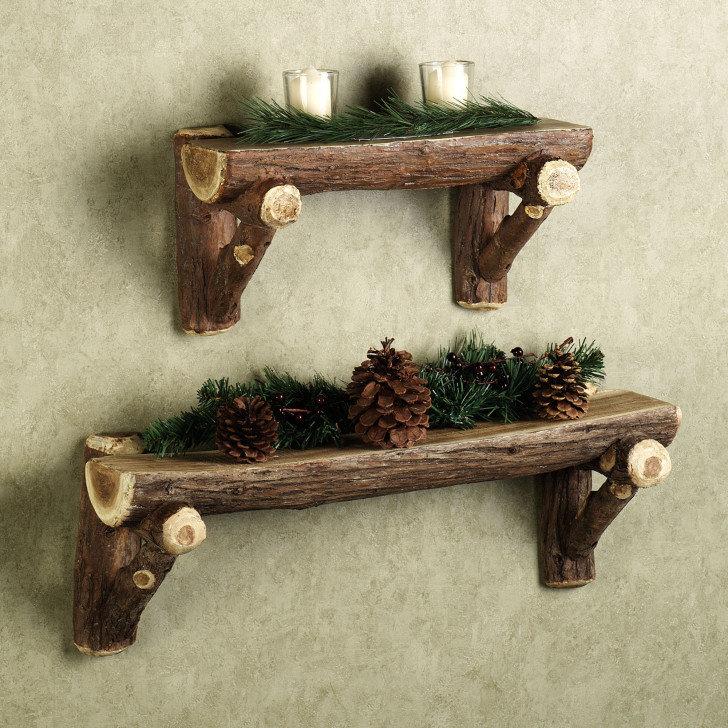 Декор своими руками для деревянного дома 28