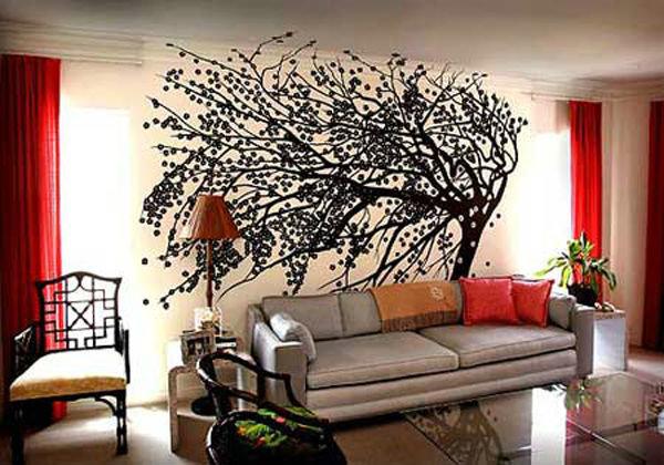 Дизайн своими руками стен фото 903