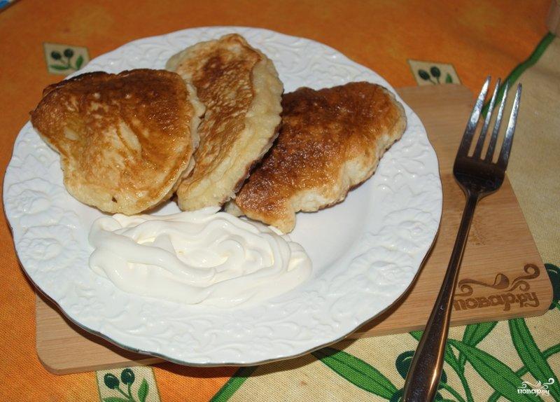 Как сделать оладушки тесто