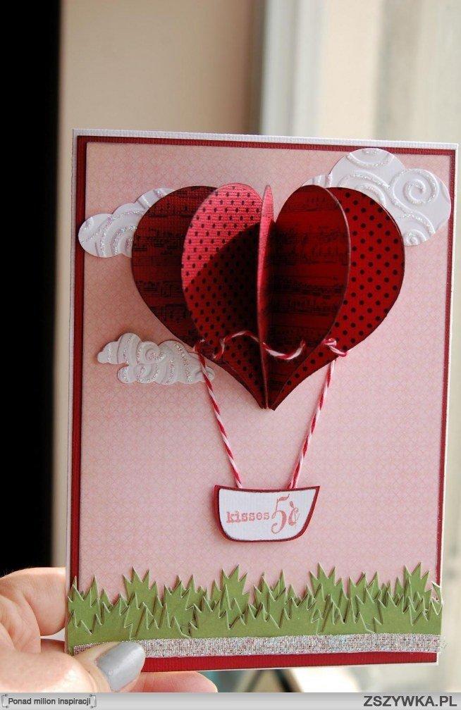 Как сделать открытку ко дню валентина своими руками 71