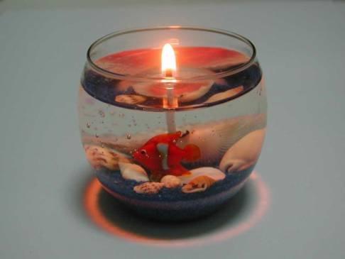 Как сделать тонкие свечи своими руками 78