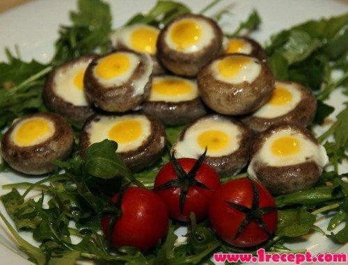 Рецепты с перепелиные яйца 399