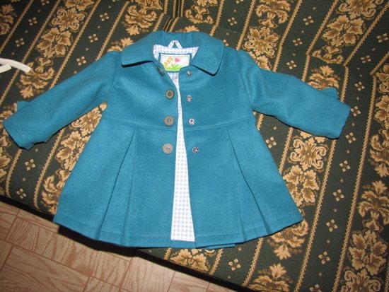 Детское пальто сшить 16